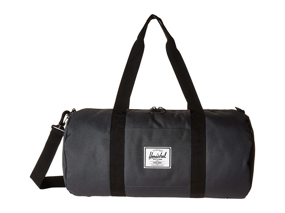 Herschel Supply Co. - Sutton Mid-Volume (Dark Shadow/Black) Duffel Bags
