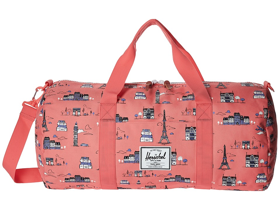 Herschel Supply Co. - Sutton Youth (Paris Pink) Duffel Bags