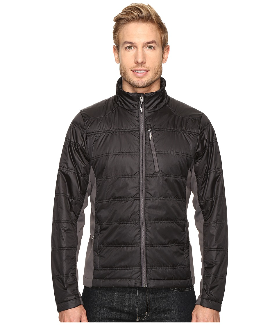 Spyder - Glissade Insulator Jacket (Black/Polar) Men's Jacket
