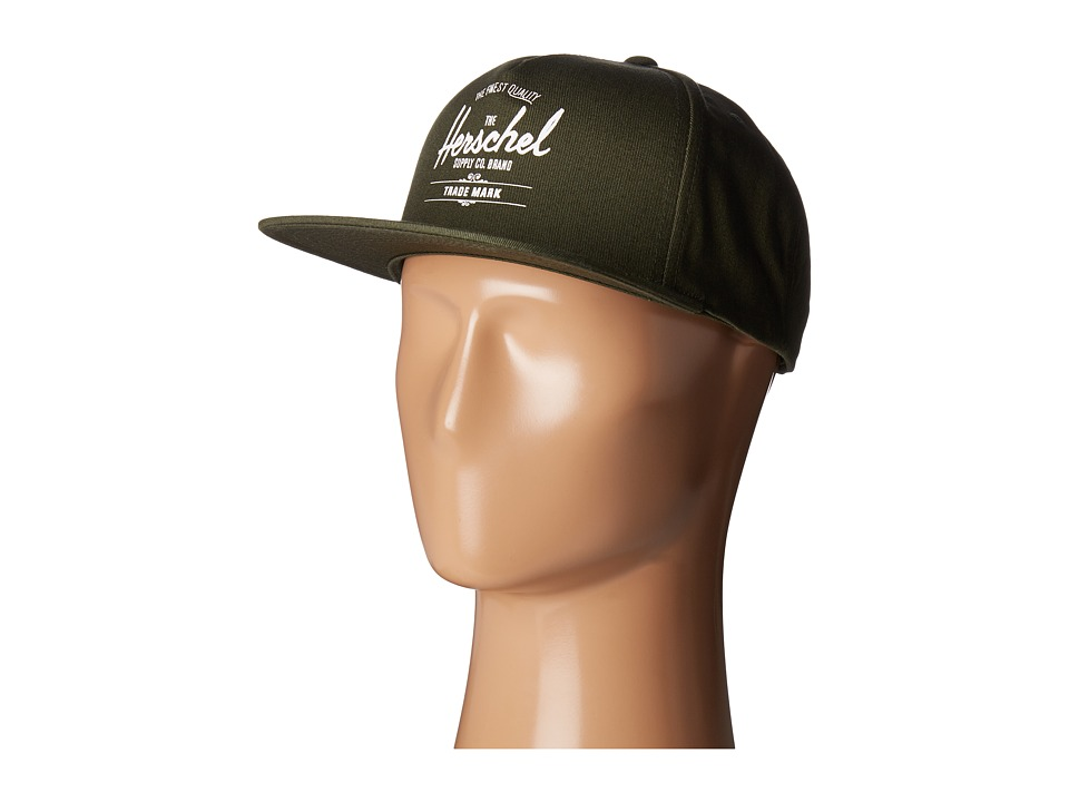 Herschel Supply Co. - Whaler (Army) Caps