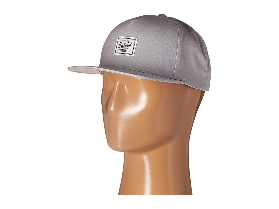 Herschel Supply Co. - Dean (Wolf Grey) Caps