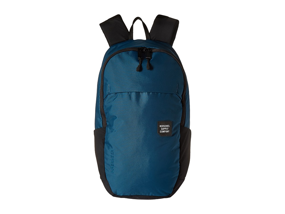 Herschel Supply Co. - Mammoth Medium (Legion Blue/Black) Backpack Bags