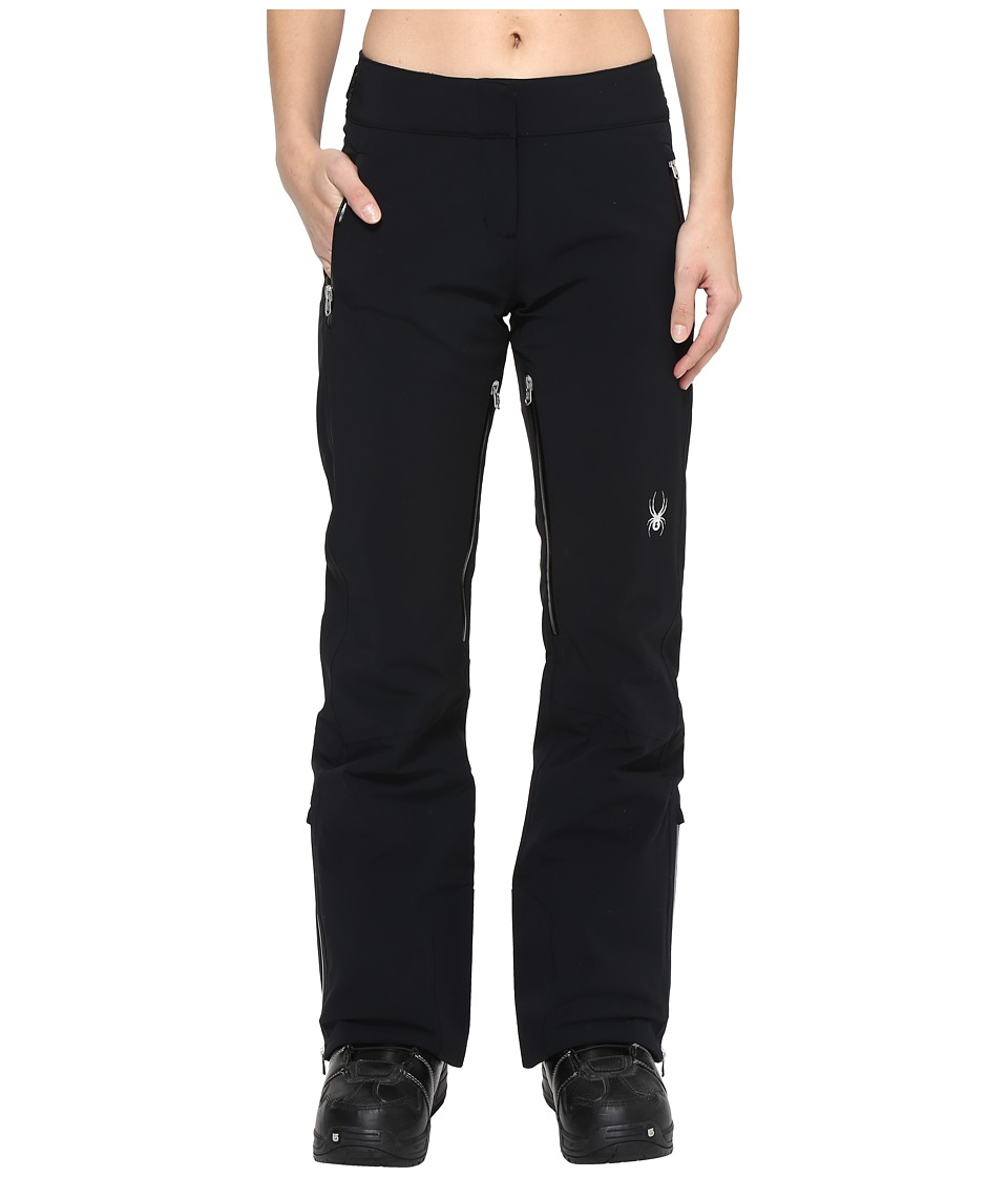 Spyder The Traveler Tailored Fit Pant (Black 1) Women