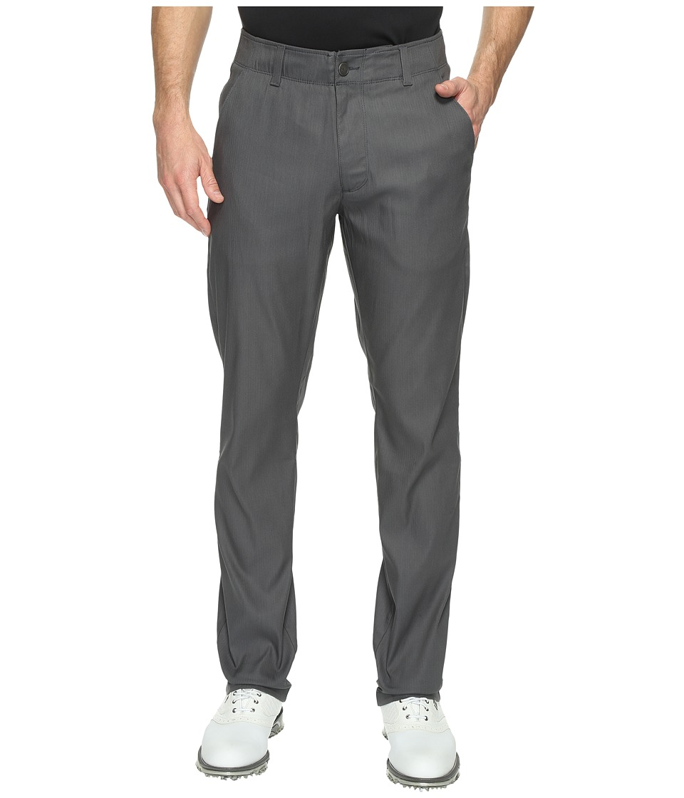 Under Armour Golf - UA Tips Pant (Anthracite/Carbon Heather/Anthracite) Men's Casual Pants