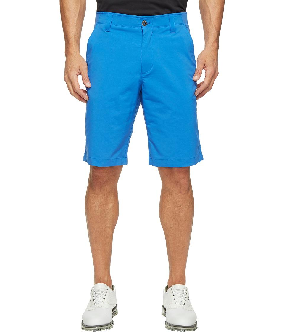 Under Armour Golf - UA Match Play Short (Blue Marker/Academy/Blue Marker) Men's Shorts