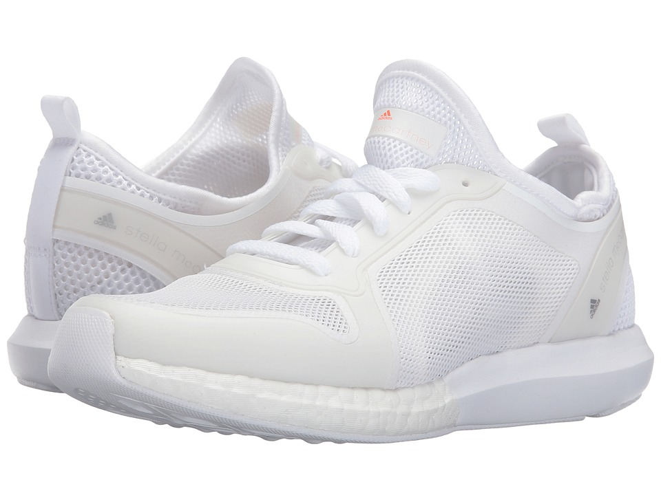 adidas by Stella McCartney - CC Sonic (White/White/Light Solid Grey) Women's Shoes