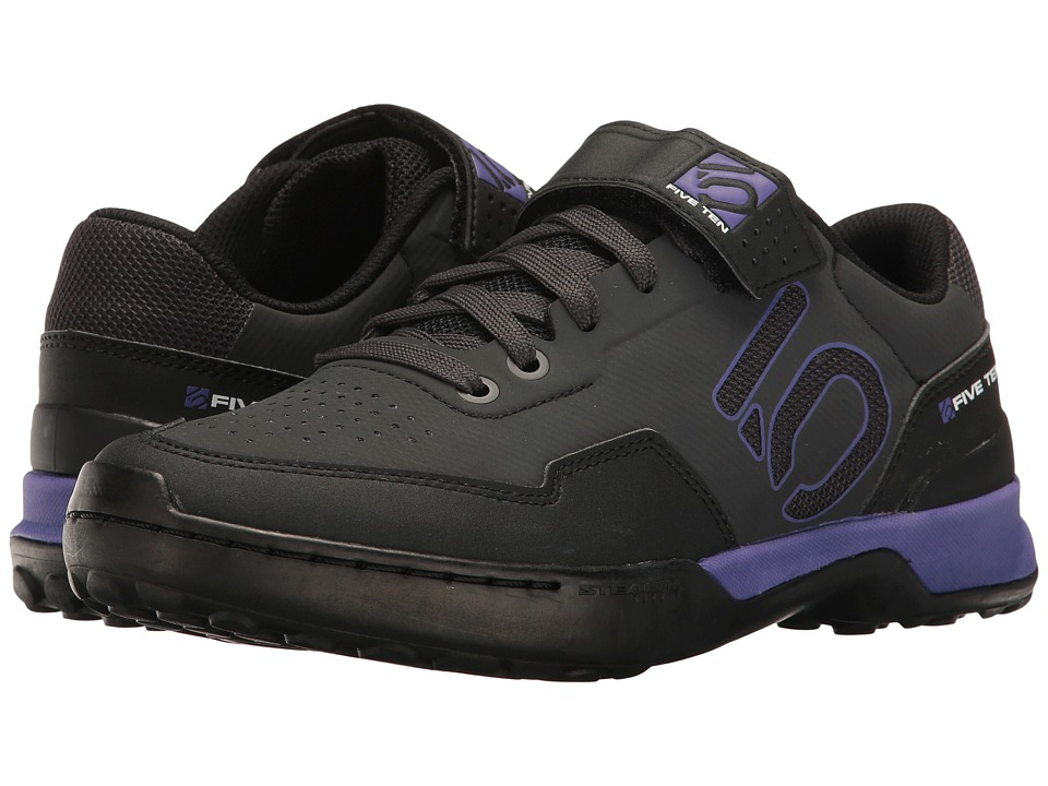 Five Ten - Kestrel Lace (Black/Purple) Women's Shoes