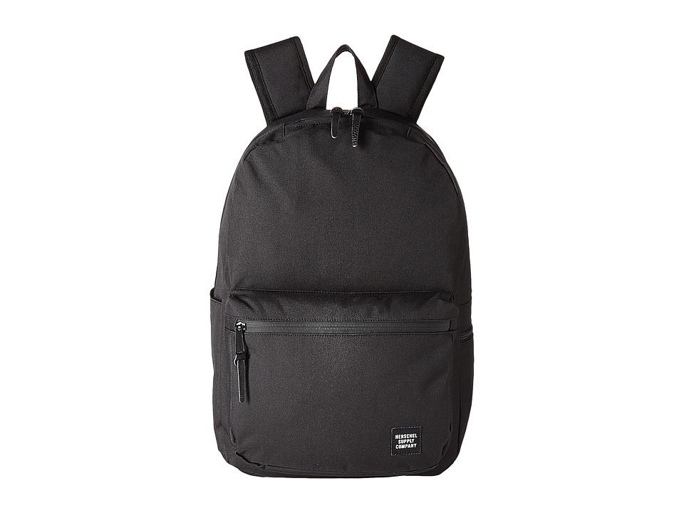 Herschel Supply Co. Harrison (Black) Backpack Bags