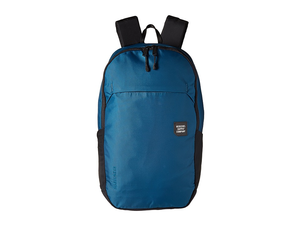 Herschel Supply Co. - Mammoth Large (Legion Blue/Black) Backpack Bags