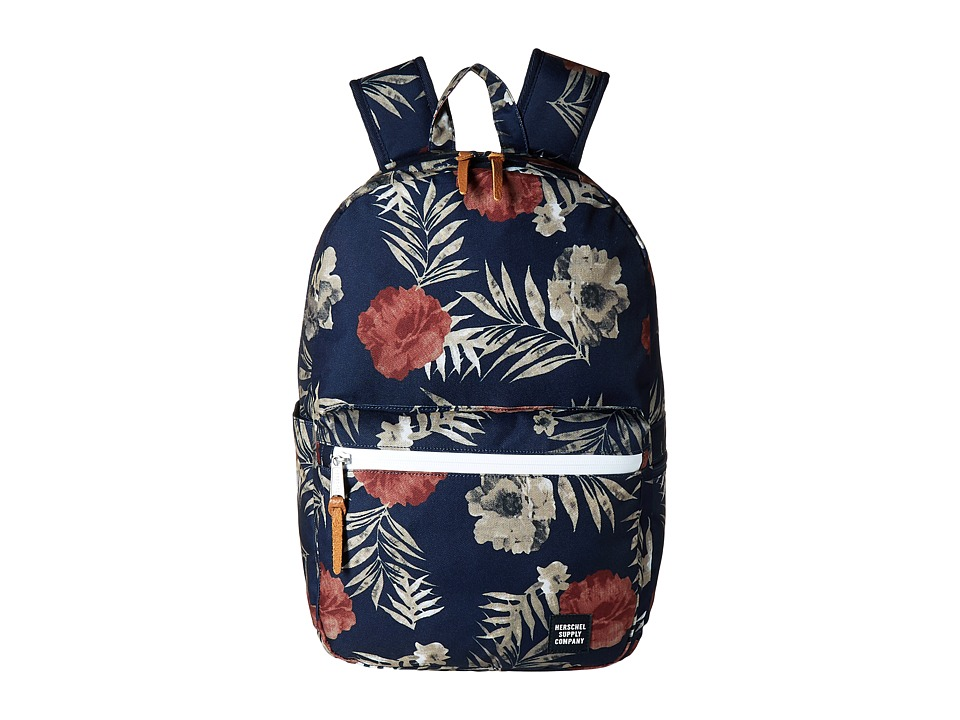 Herschel Supply Co. - Harrison (Peacoat Floria) Backpack Bags