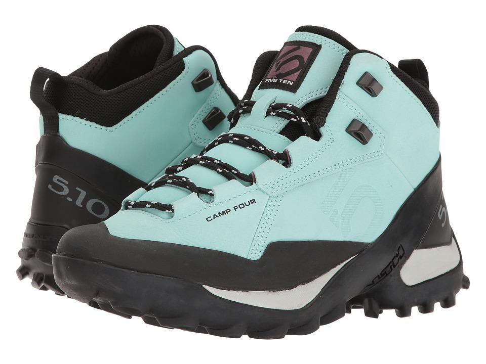 Five Ten - Camp Four Mid (Sky Blue) Women's Shoes