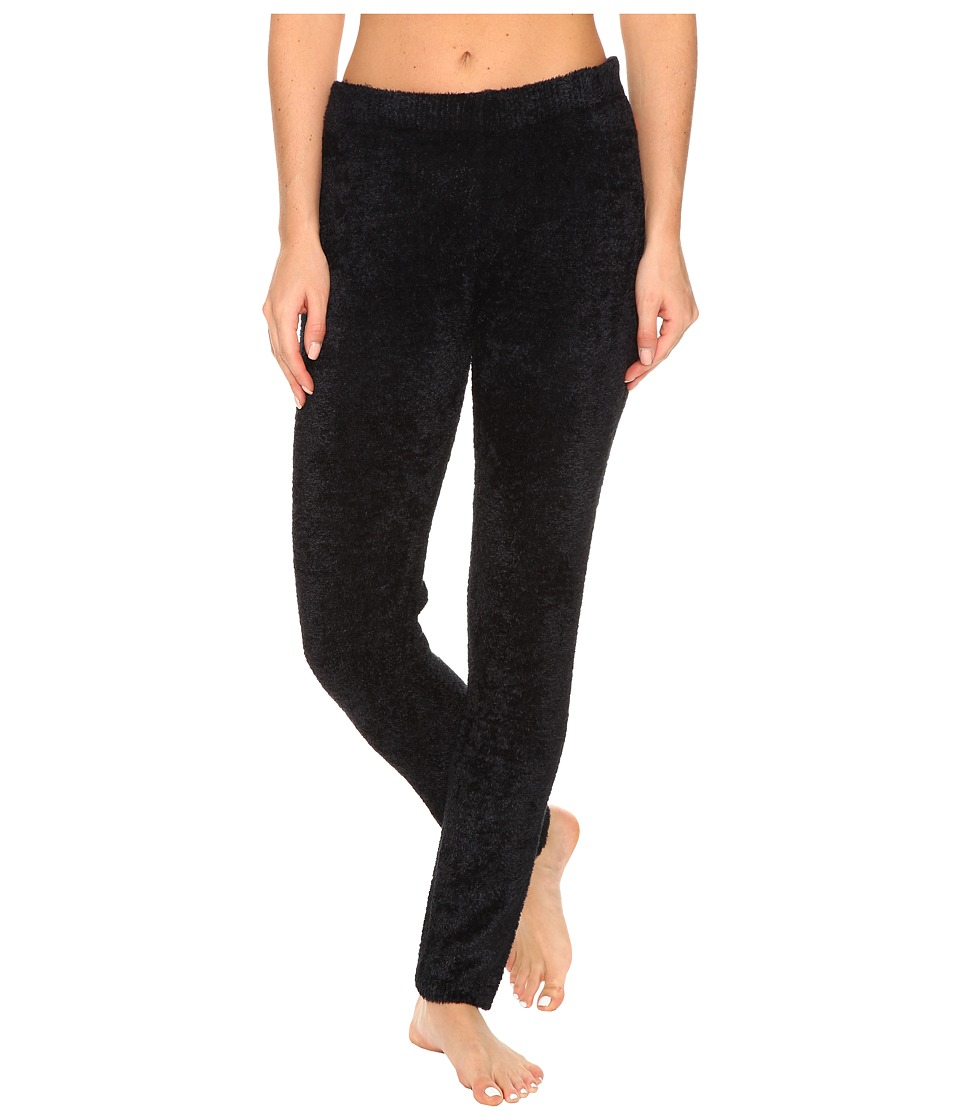 Josie - Sweater Weather Leggings (Black) Women's Pajama