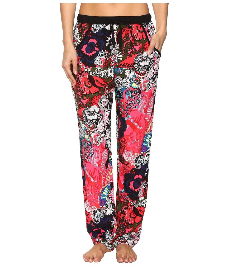 Josie - Challis Pants (Pink Multi) Women's Pajama