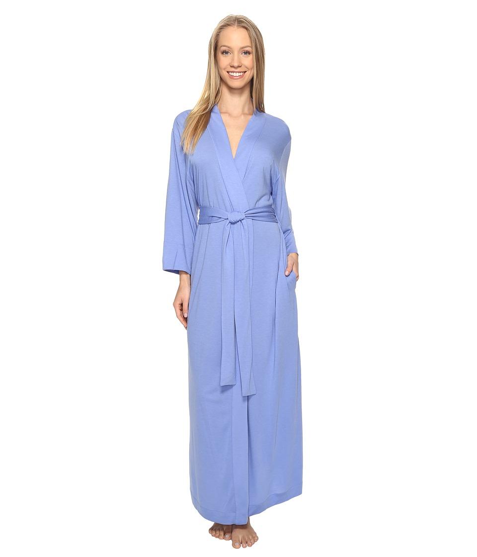 Natori - Shangri-La Robe (Smoky Iris) Women's Robe