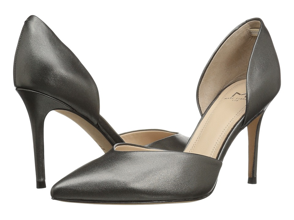 Marc Fisher LTD - Tammy (Pewter Leather) High Heels