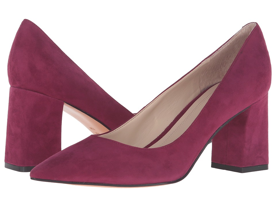 Marc Fisher LTD - Zala (Medium Pink Suede) Women's Shoes