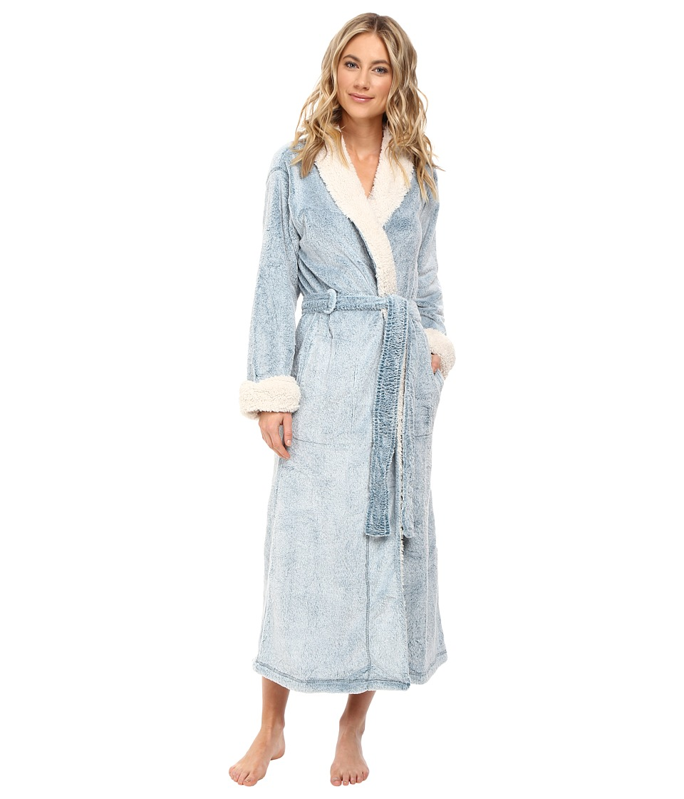 Natori - Sherpa Robe (Winter Lake) Women's Robe
