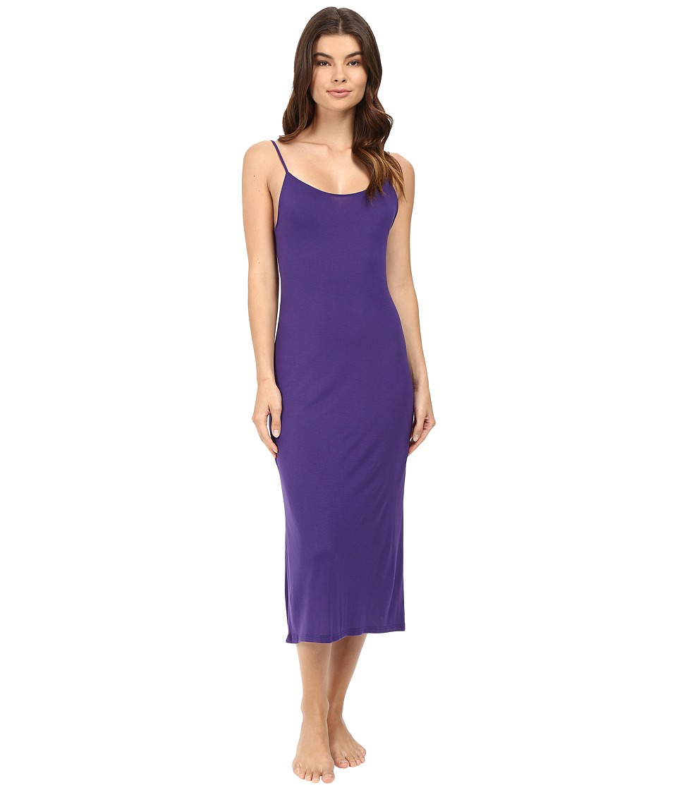 Natori - Shangri-La Gown (Royal Purple) Women's Pajama