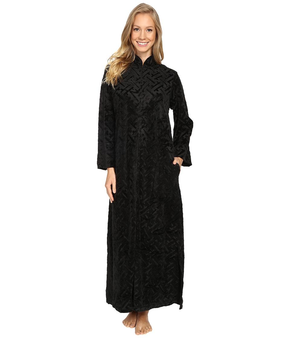 Natori - Ritz Caftan (Black) Women's Pajama