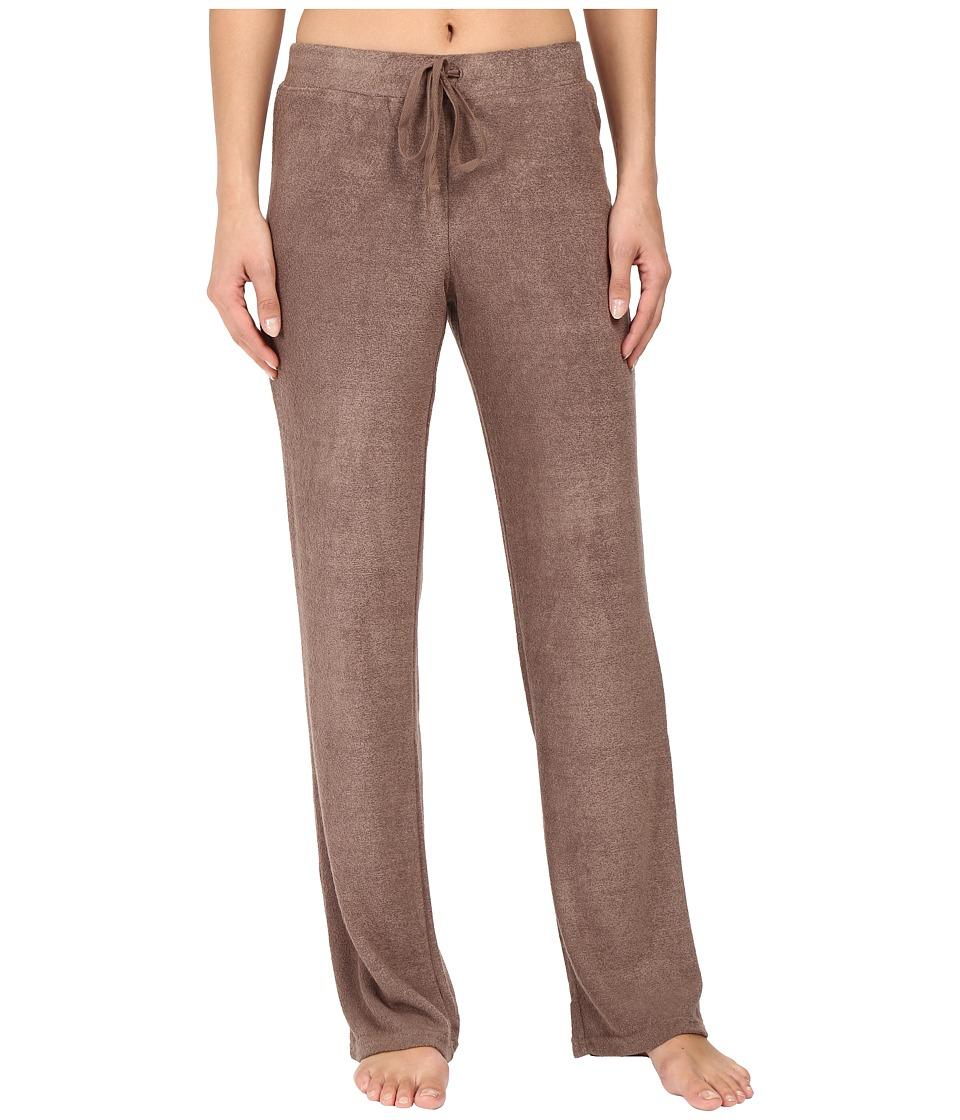 N by Natori - Terry Lounge Pants (Truffle) Women's Pajama