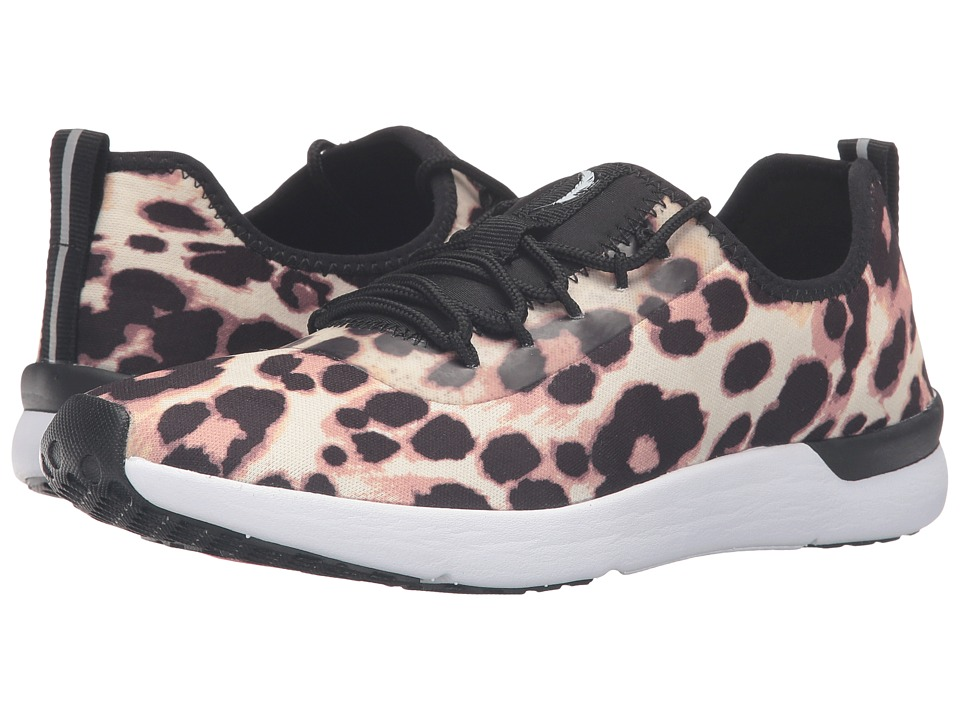 Jessica Simpson - Farahh (Natural Leopard Jersey) Women's Shoes