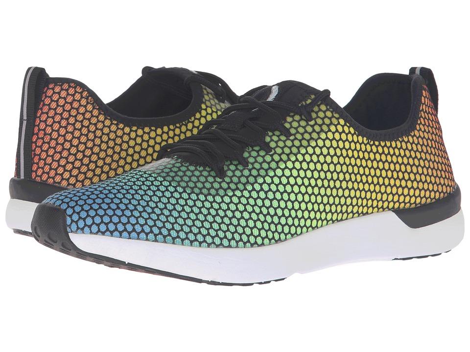Jessica Simpson - Farahh (Multi Rainbow Dot Fabric) Women's Shoes