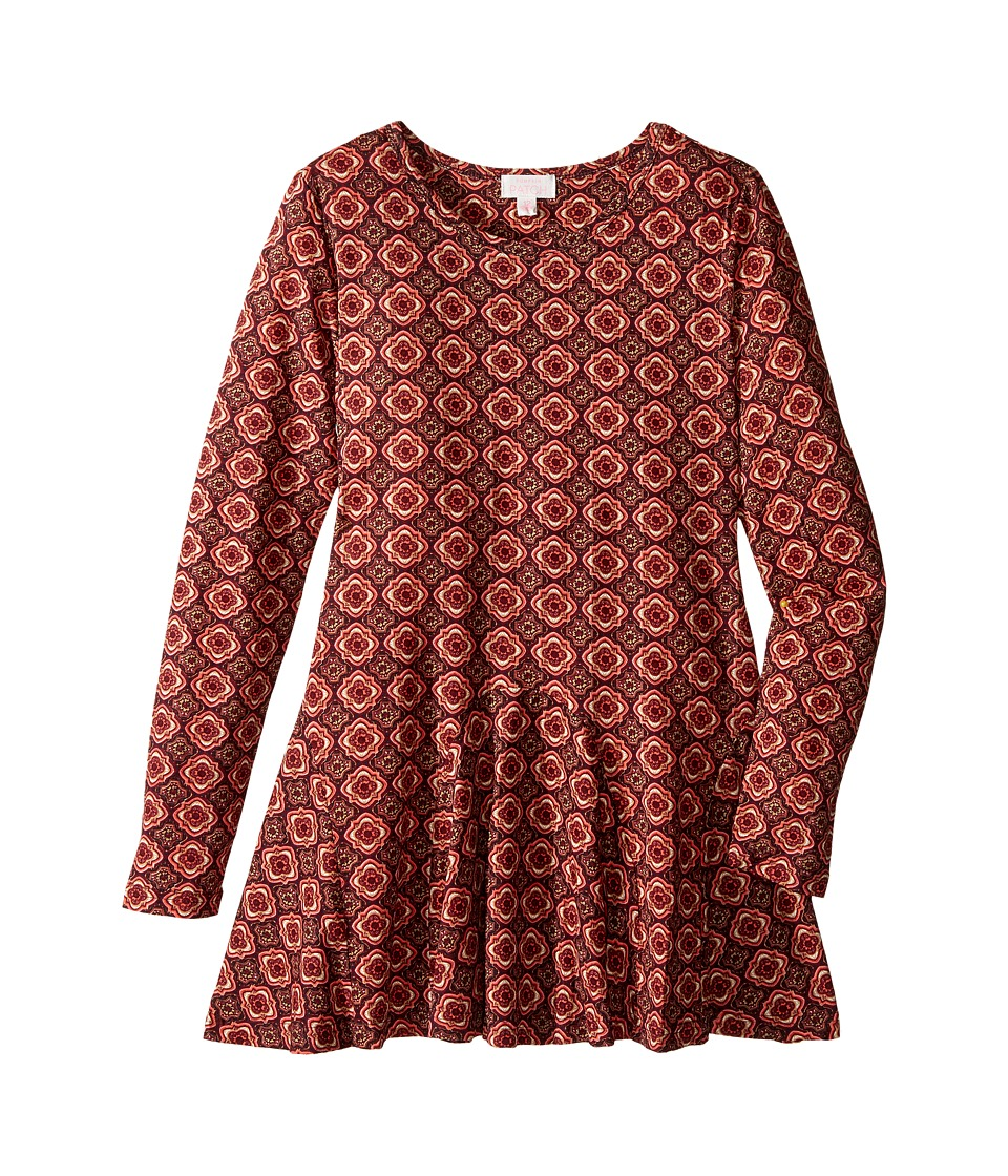 Pumpkin Patch Kids - Helle Tunic Top (Little Kids/Big Kids) (French Vanilla) Girl's Clothing