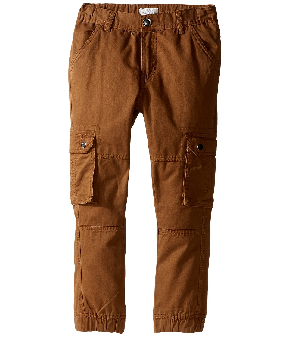 Pumpkin Patch Kids - Cargo Chino Pants (Infant/Toddler/Little Kids/Big Kids) (Dachshund) Boy's Casual Pants