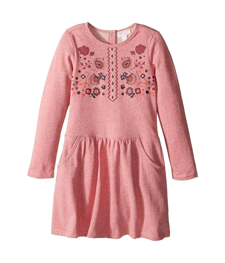 Pumpkin Patch Kids - Bonnie Dress (Infant/Toddler/Little Kids/Big Kids) (Dusty Rose) Girl's Dress