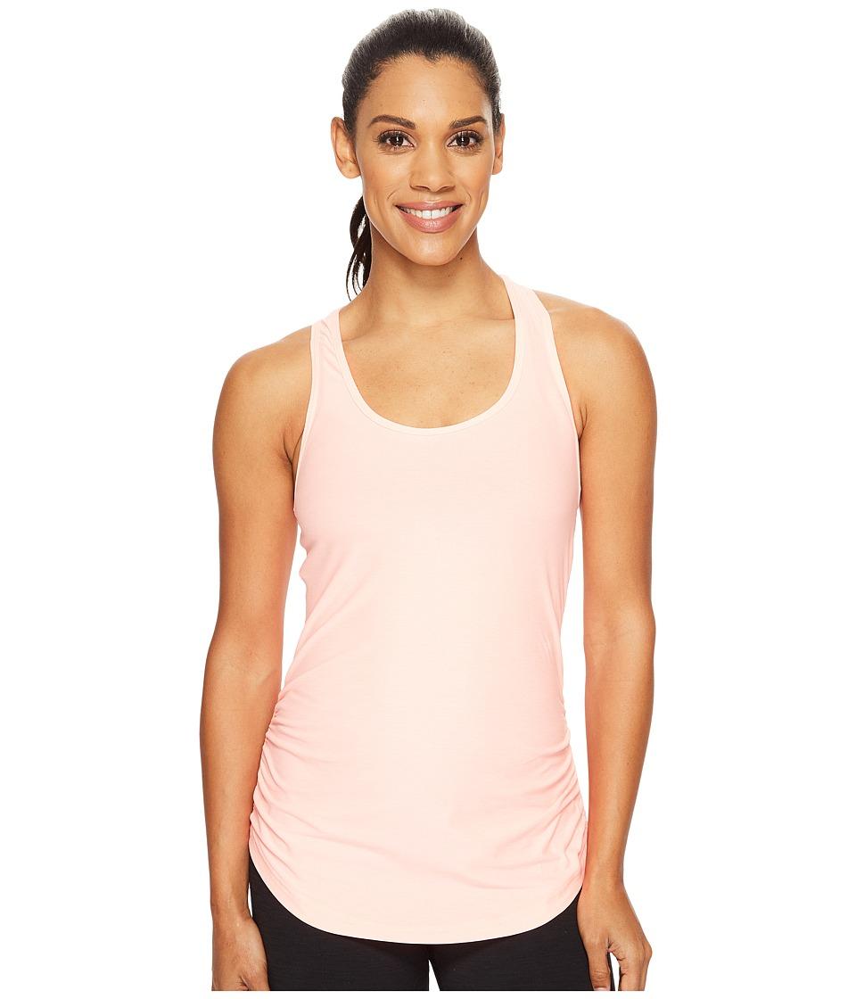 New Balance - Perfect Tank Top (Bleached Sunrise Heather) Women's Sleeveless