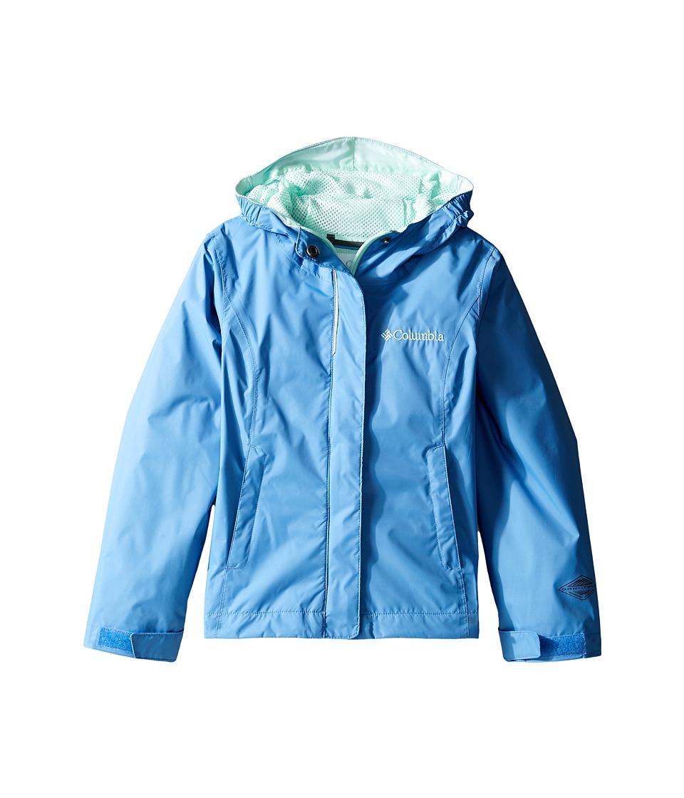 Columbia Kids Arcadiatm Jacket (Little Kids/Big Kids) (Medieval/Sea Ice) Girl