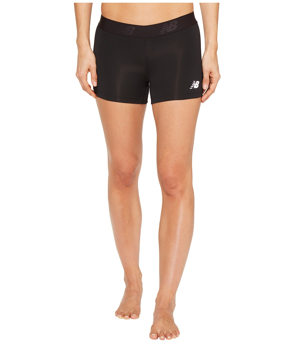 New Balance - Accelerate Hot Shorts (Black) Women's Shorts