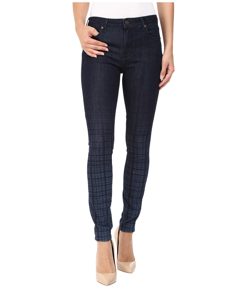 Parker Smith - Ava Skinny in Dipped Plaid (Dipped Plaid) Women's Jeans