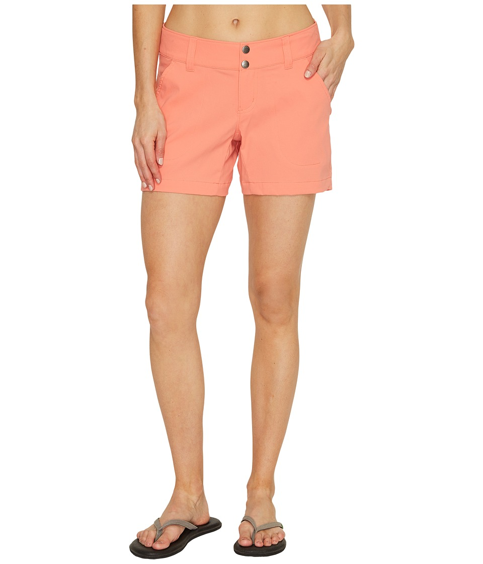 Columbia - Saturday Trailtm Short (Lychee) Women's Shorts