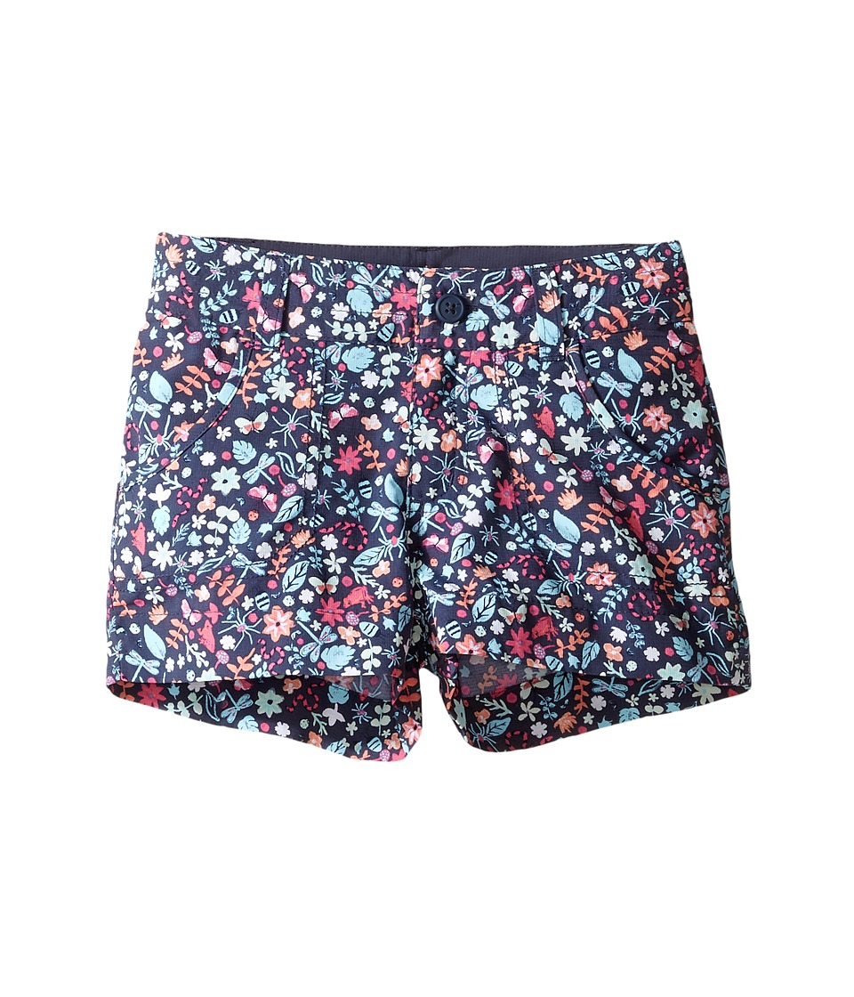 Columbia Kids - Silver Ridge Printed Shorts (Little Kids/Big Kids) (Nocturnal Woodland Critters) Girl's Shorts