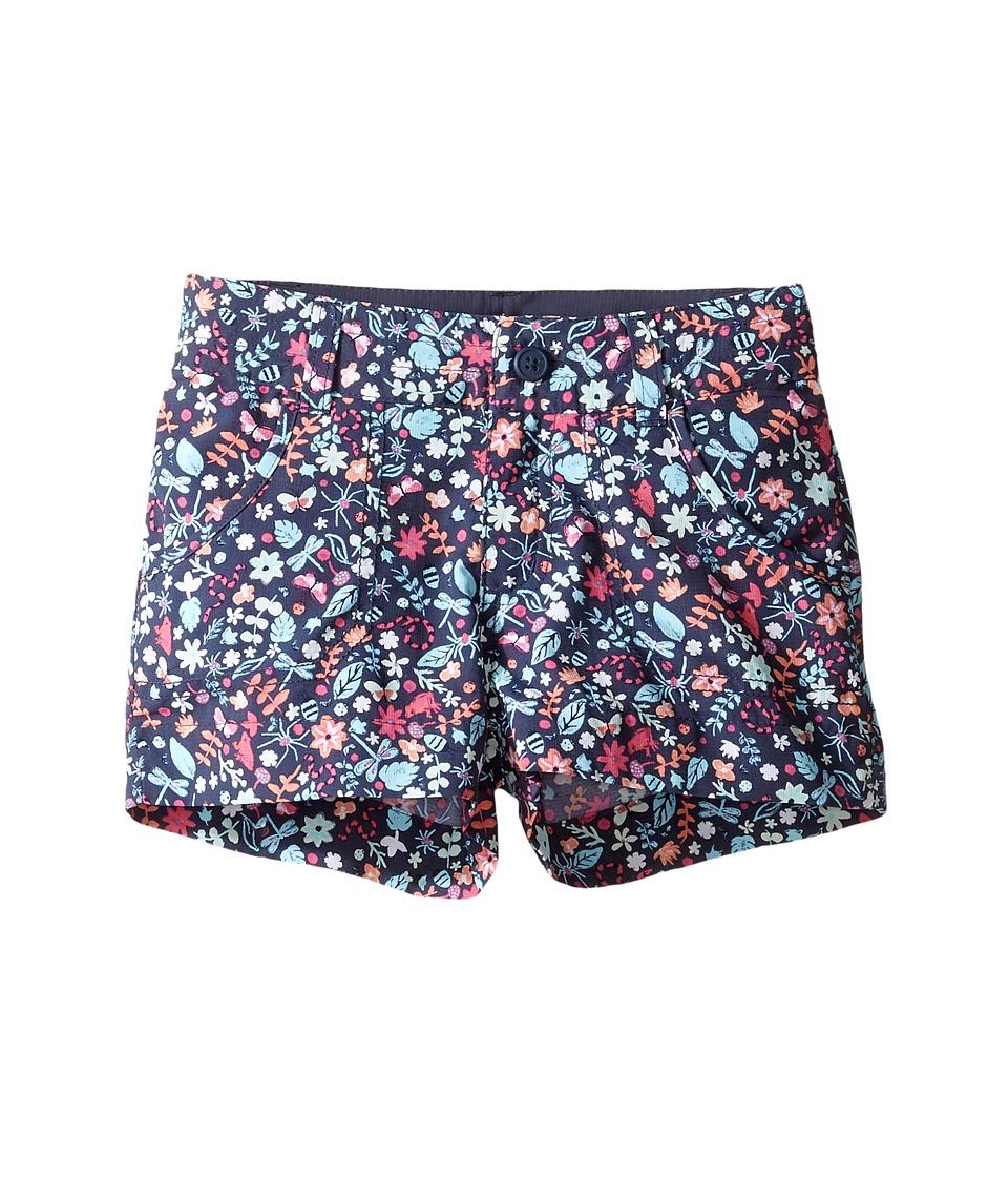 Columbia Kids - Silver Ridge Printed Shorts (Little Kids/Big Kids) (Nocturnal Woodland Critters) Girl's Shorts