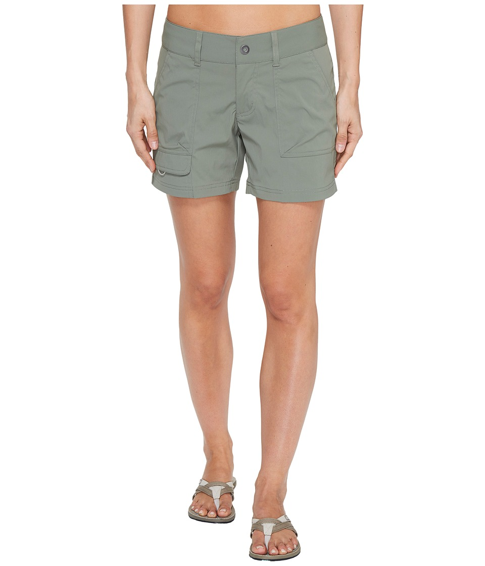 Columbia - Silver Ridge Stretch Shorts (Cypress) Women's Shorts