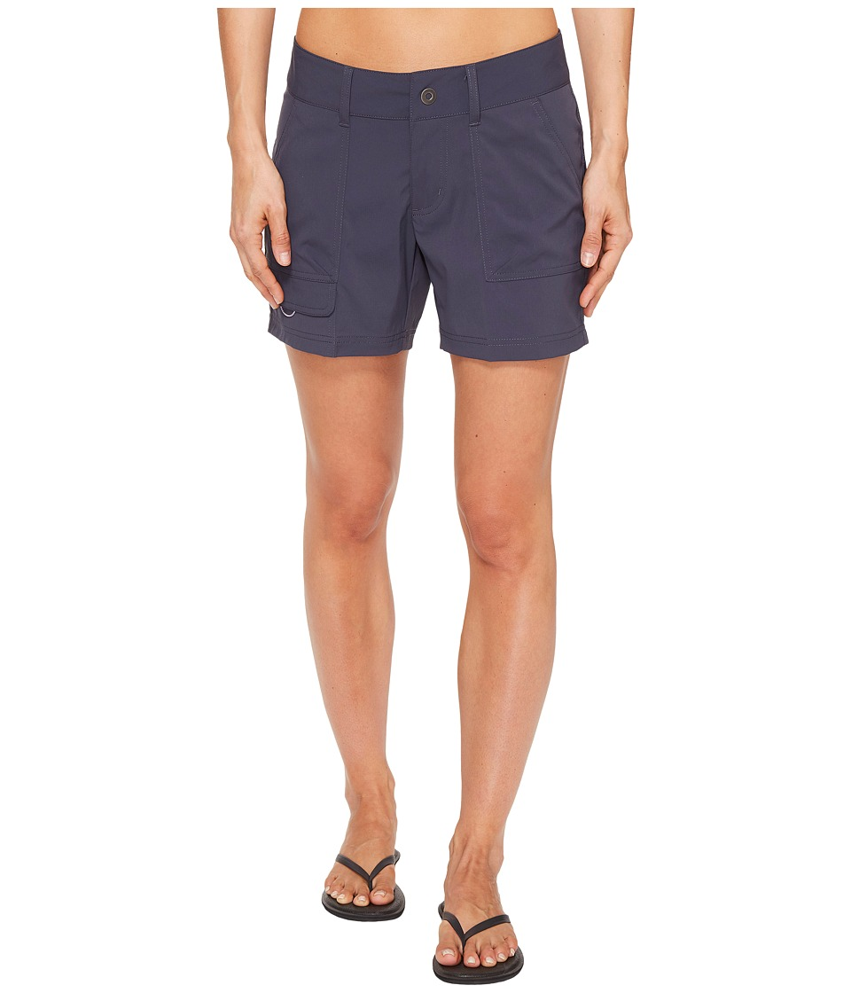 Columbia - Silver Ridge Stretch Shorts (India Ink) Women's Shorts