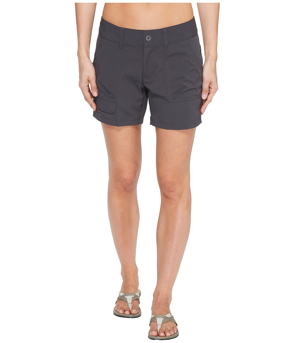 Columbia - Silver Ridge Stretch Shorts (Shark) Women's Shorts