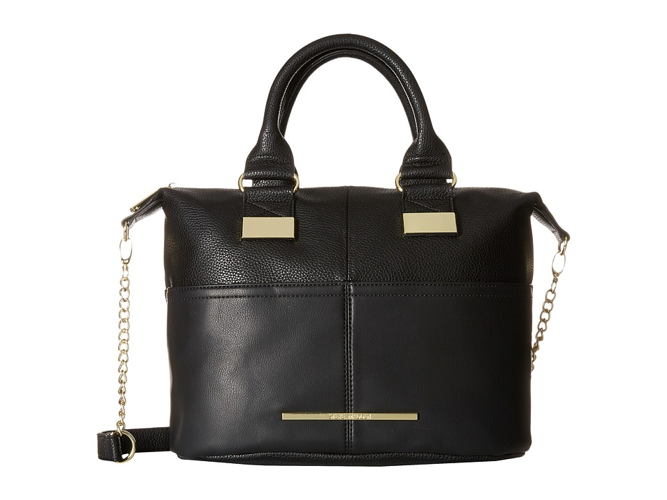 Steve Madden - BMonay Satchel (Black) Satchel Handbags