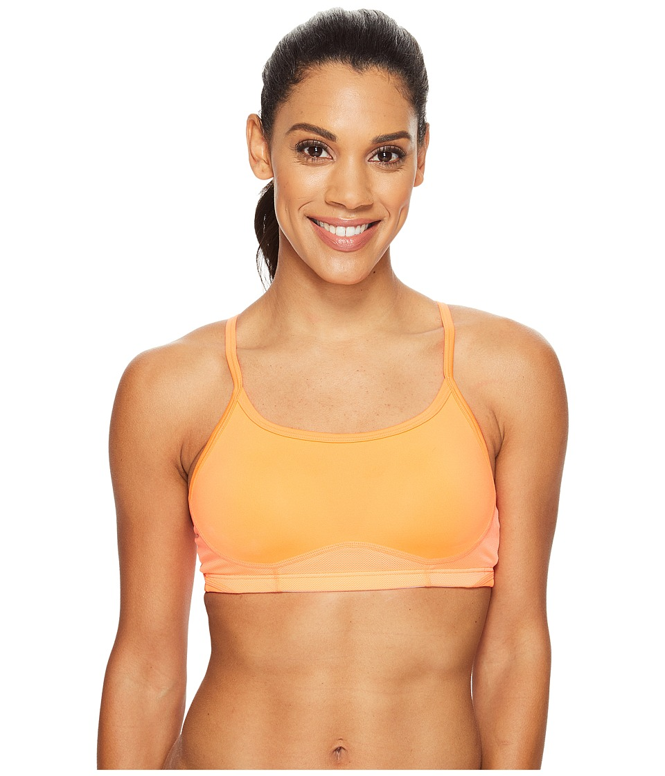 New Balance - Hero Bra (Sunrise) Women's Bra