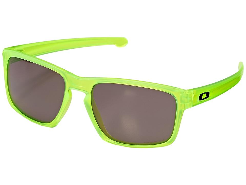 Oakley - Sliver (Uranium w/ Prizm Daily Polarized) Sport Sunglasses