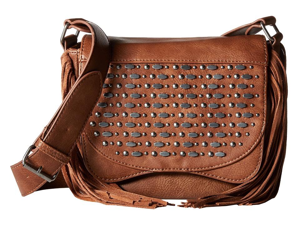 Steve Madden - BTaylor Crossbody (Cognac) Cross Body Handbags