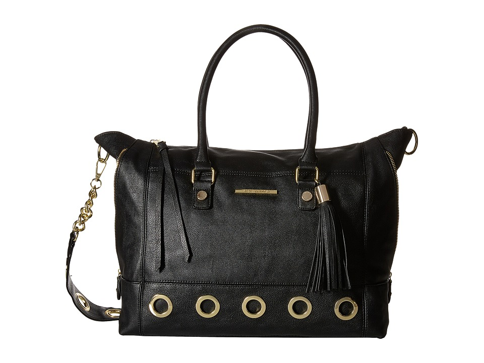 Steve Madden - BSocial Shopper (Black) Handbags