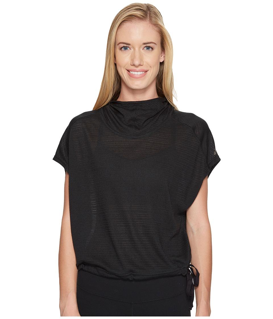 New Balance - Poncho (Black) Women's Sweatshirt