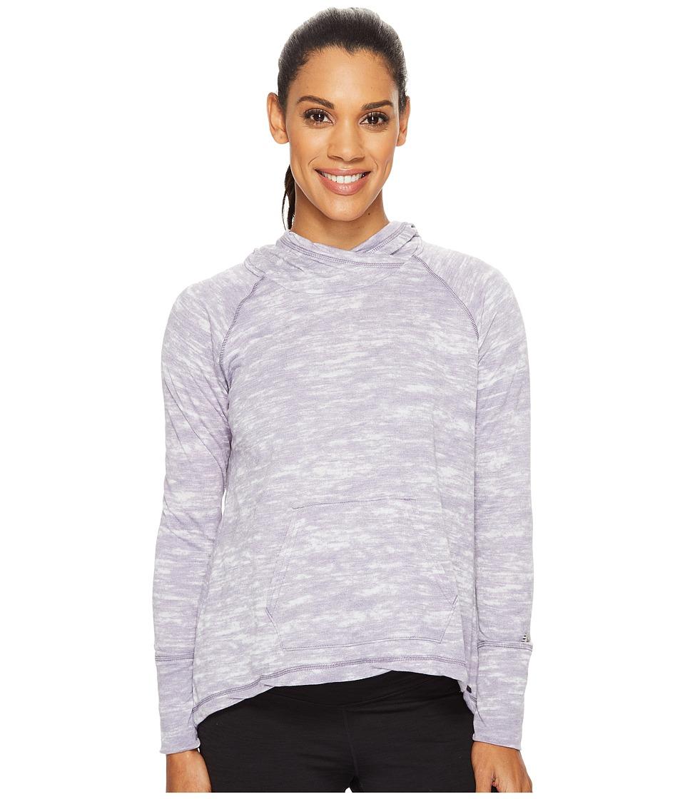 New Balance - Hatha Hoodie (Deep Cosmic Sky) Women's Sweatshirt