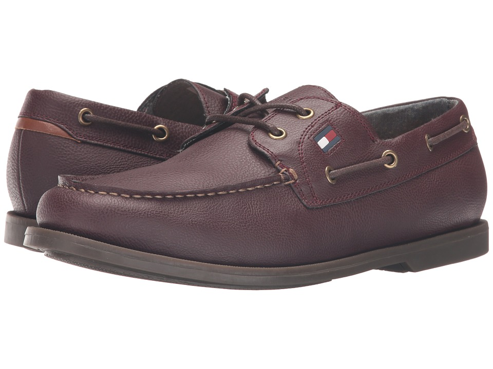 Tommy Hilfiger - Aldez (Burgundy) Men
