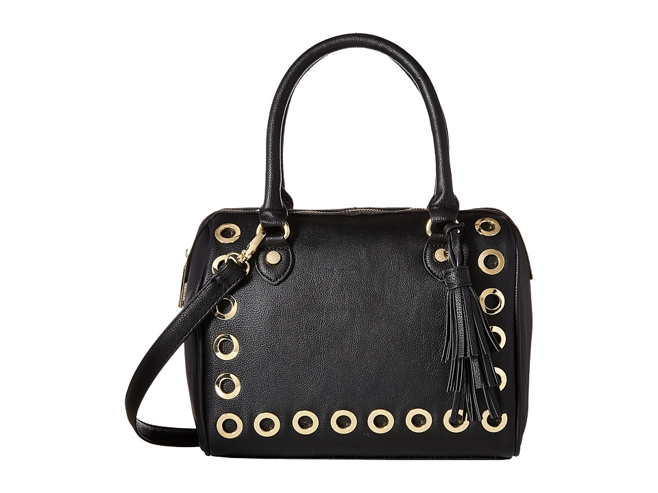 Steve Madden - BJessa Mini Satchel (Black) Satchel Handbags
