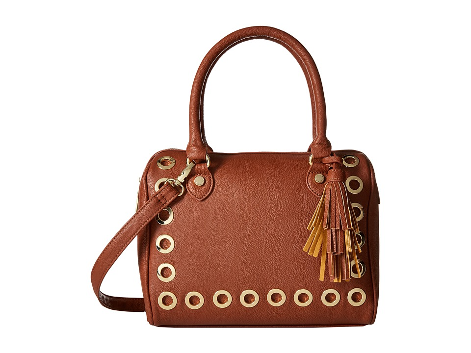 Steve Madden - BJessa Mini Satchel (Cognac) Satchel Handbags