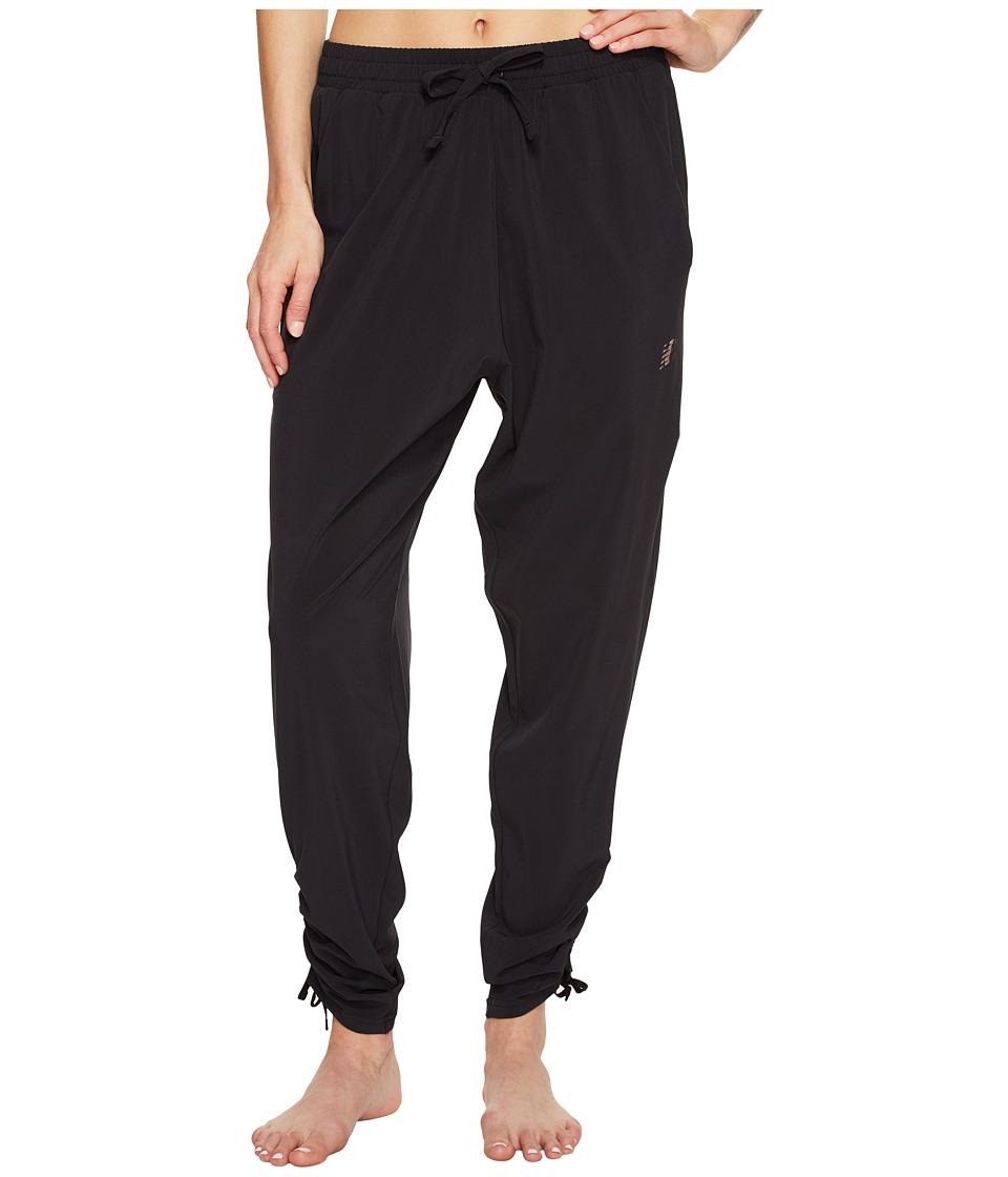 New Balance - Shanti Soft Pants (Black) Women's Workout